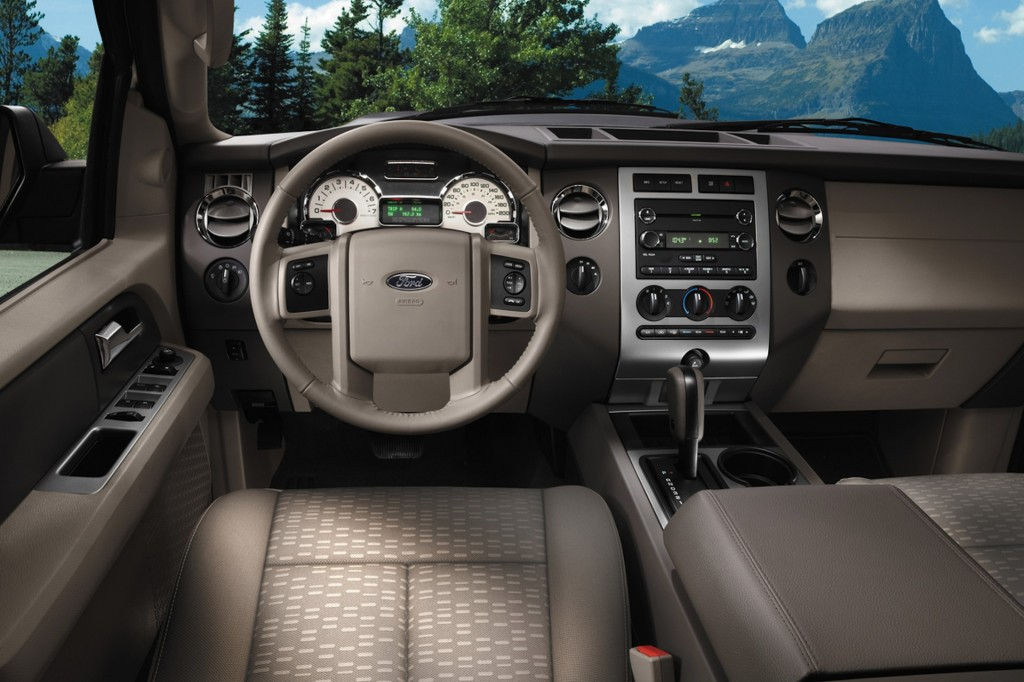 Ford Expedition 2014 Interior 2014 Ford Expedition 100432222