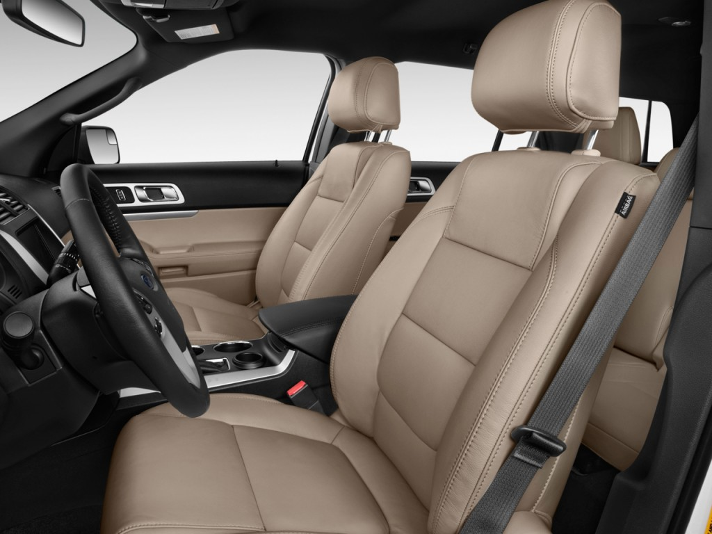 2014 ford explorer pictures photos gallery green car reports. Black Bedroom Furniture Sets. Home Design Ideas