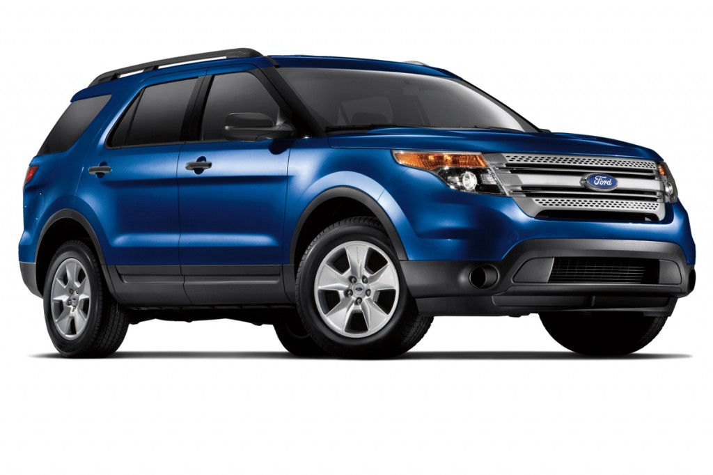 2014 Ford Explorer Pictures Photos Gallery The Car