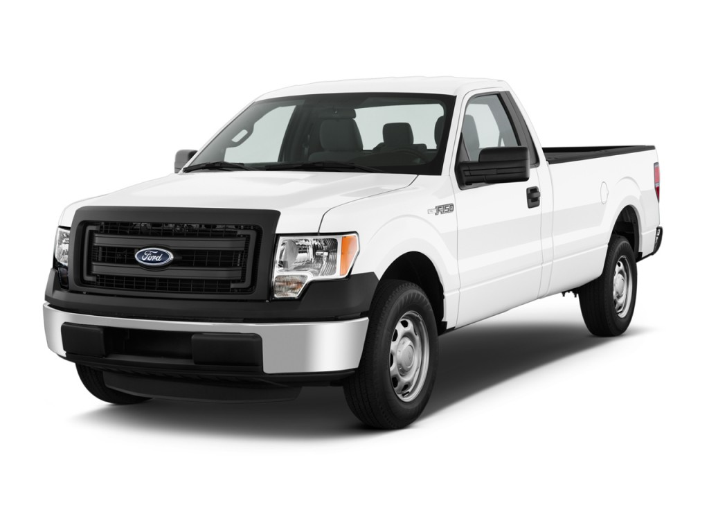 2014 ford f 150 2wd reg cab 126. Black Bedroom Furniture Sets. Home Design Ideas