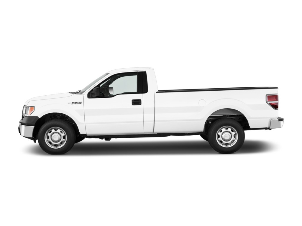 image 2014 ford f 150 2wd reg cab 126 xl side exterior view size 1024 x 768 type gif. Black Bedroom Furniture Sets. Home Design Ideas