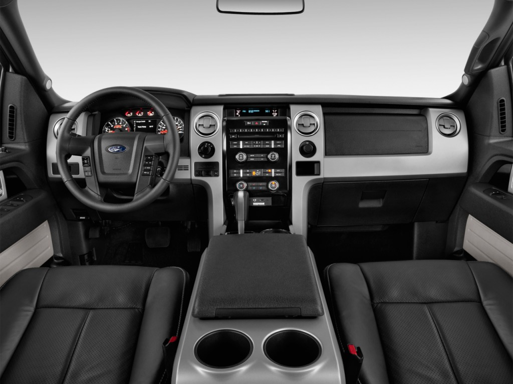 Image 2014 Ford F 150 4wd Supercrew 145 Fx4 Dashboard Size 1024 X