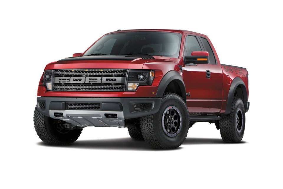 2014 ford f 150 svt raptor special edition revealed