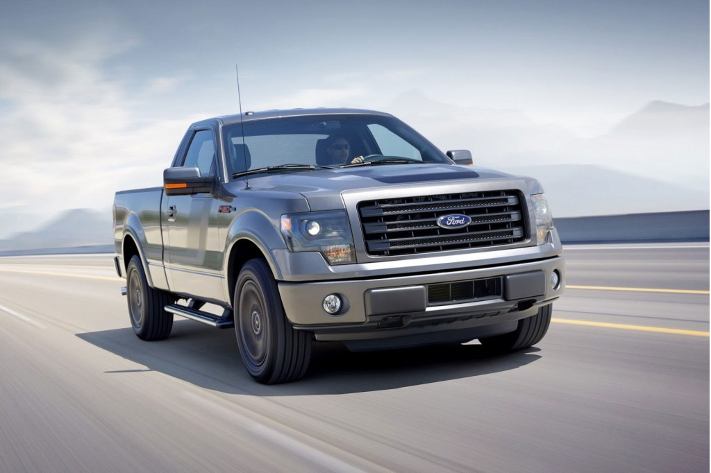 2014 ford f 150 tremor ecoboost powered sport truck. Black Bedroom Furniture Sets. Home Design Ideas