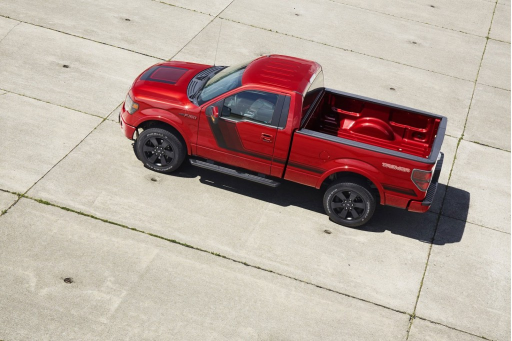 2014 ford f 150 tremor ecoboost goes short bed short cab. Black Bedroom Furniture Sets. Home Design Ideas