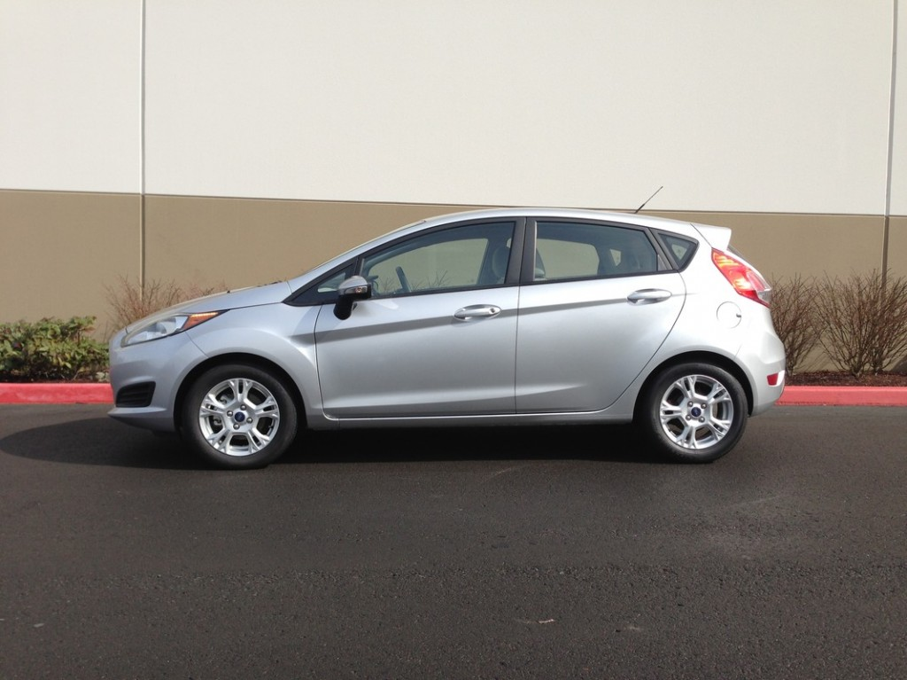 2014 ford fiesta se driven. Black Bedroom Furniture Sets. Home Design Ideas