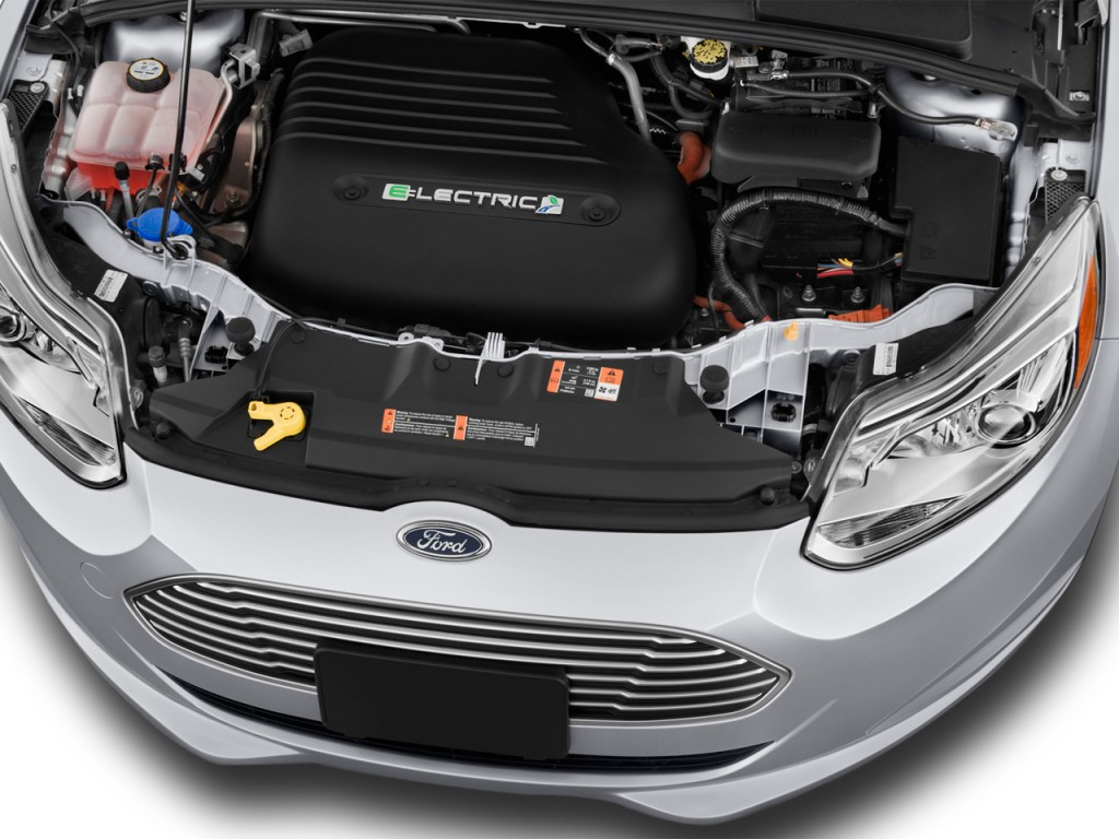 2014 Ford Focus Electric Pictures Photos Gallery The Car