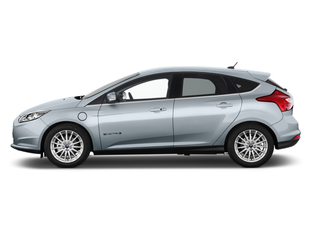 2014 ford focus electric 5dr hb side exterior view quotes. Cars Review. Best American Auto & Cars Review