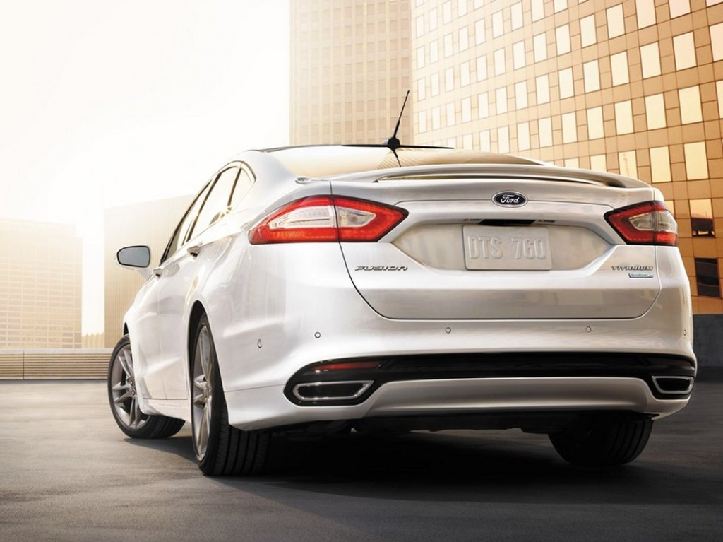2014 ford fusion production numbers autos post