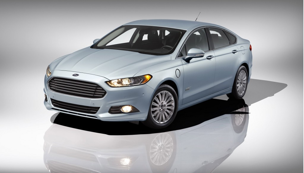 2014 Ford Fusion - Photo Gallery