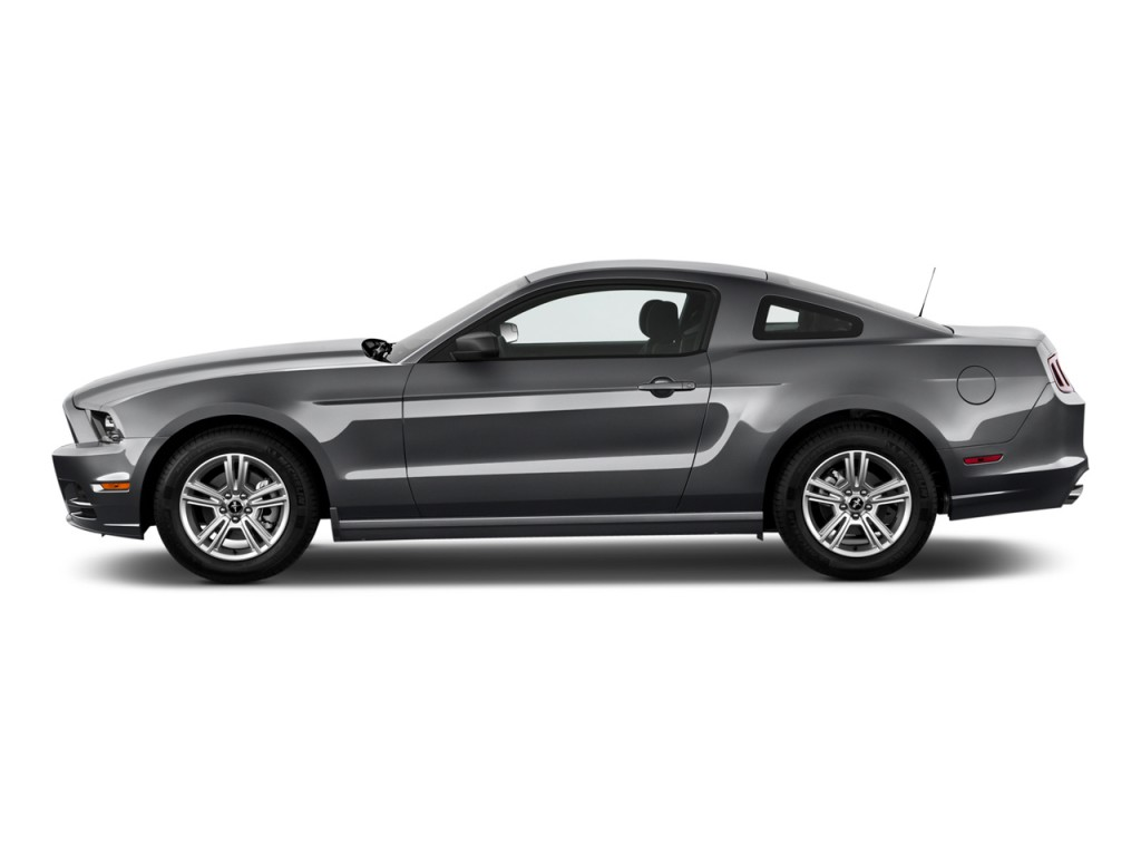 image 2014 ford mustang 2 door coupe v6 side exterior view size. Cars Review. Best American Auto & Cars Review