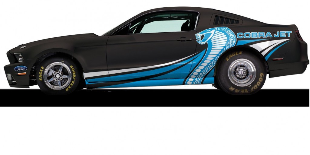 2014 ford mustang cobra jet details announced. Black Bedroom Furniture Sets. Home Design Ideas