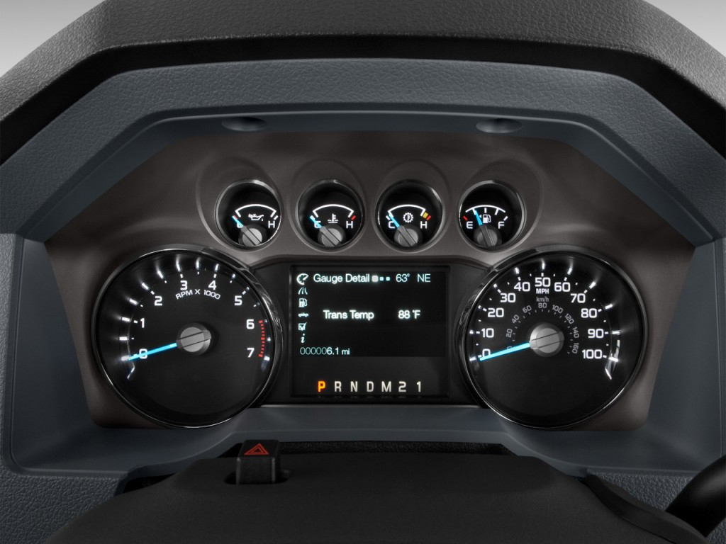 Cadillac Accessories Tuscaloosa >> 2014 Ford F 150 Instrument Cluster