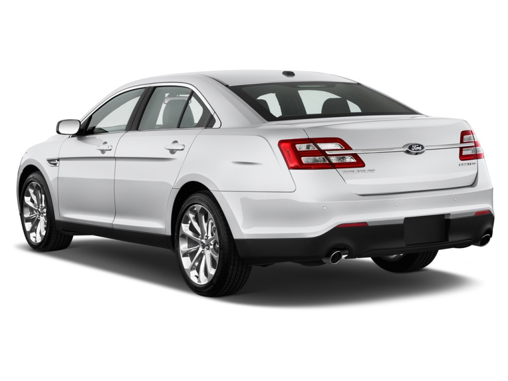 2014 Ford Taurus Pictures Photos Gallery Motorauthority