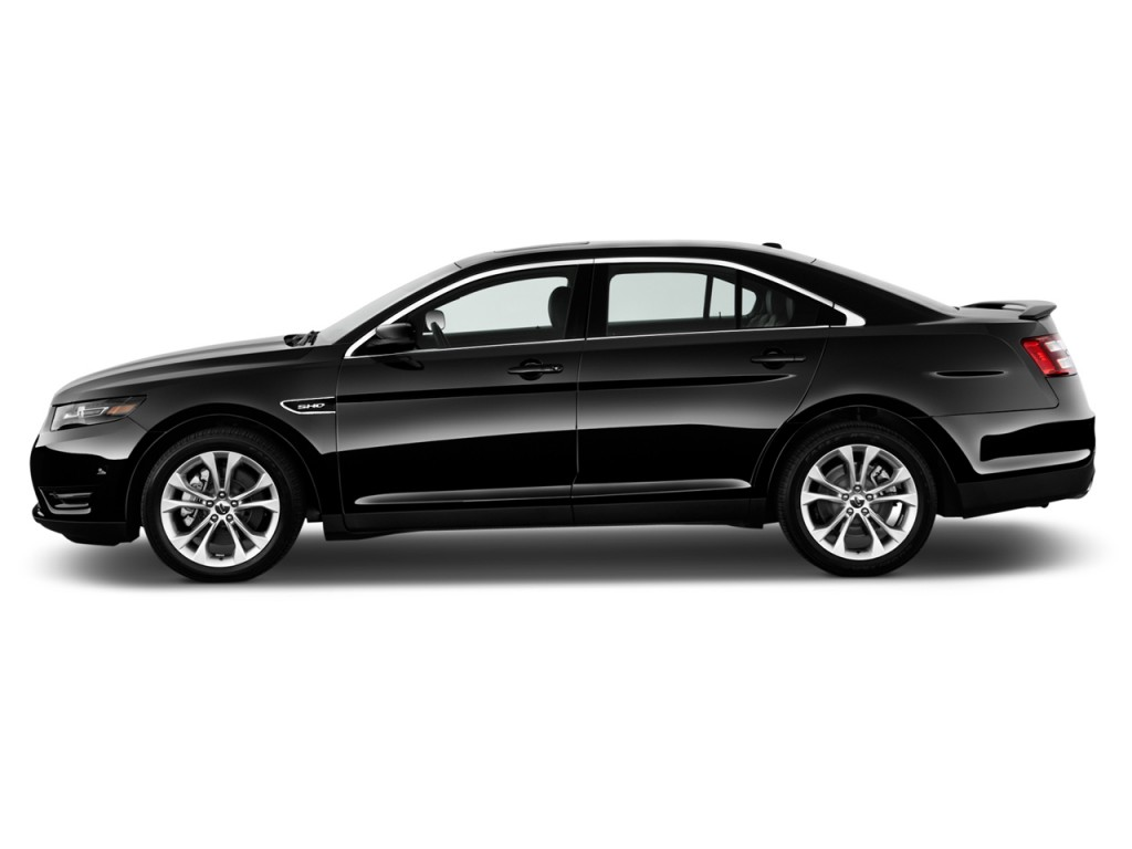 2014 ford taurus 4 door sedan sho awd side exterior view. Black Bedroom Furniture Sets. Home Design Ideas