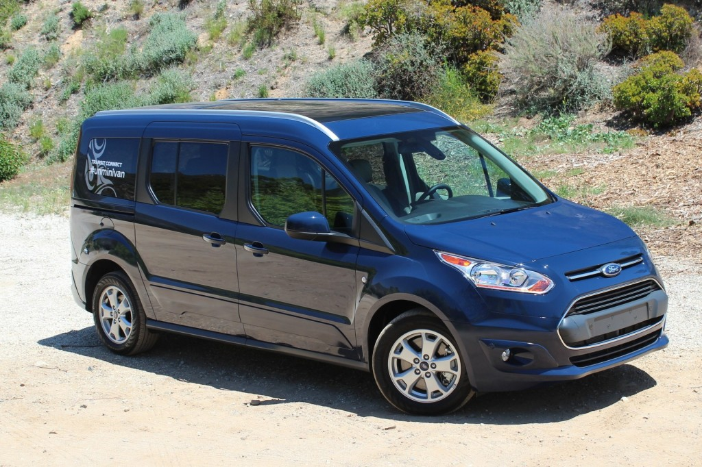 2014 ford transit connect wagon first drive. Black Bedroom Furniture Sets. Home Design Ideas