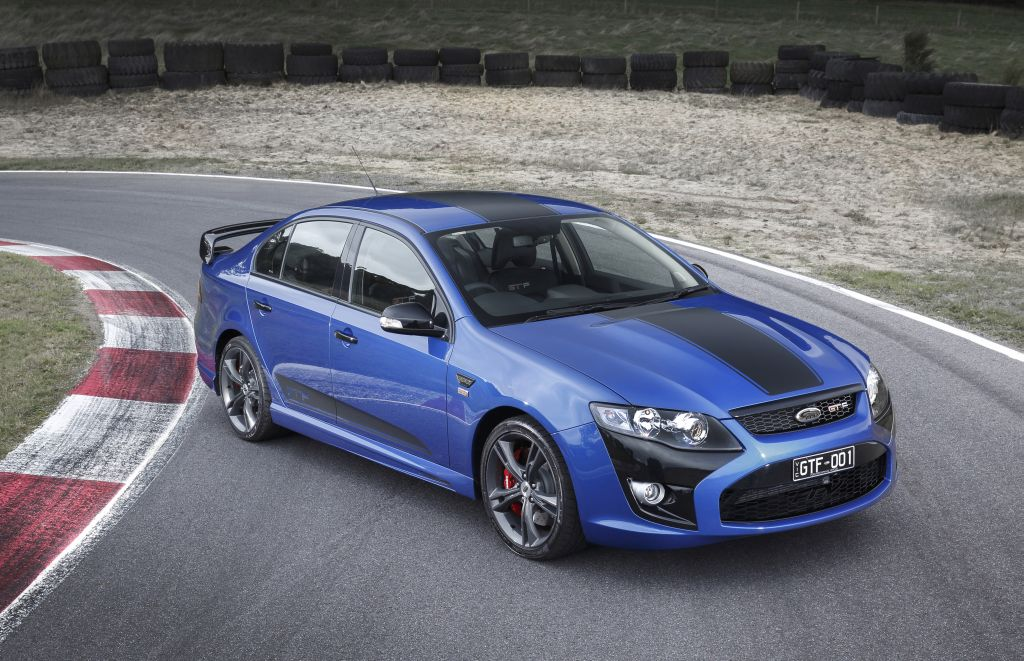 2014 FPV 351 GT F Is Ford's Final GT-Badged Falcon Muscle ...