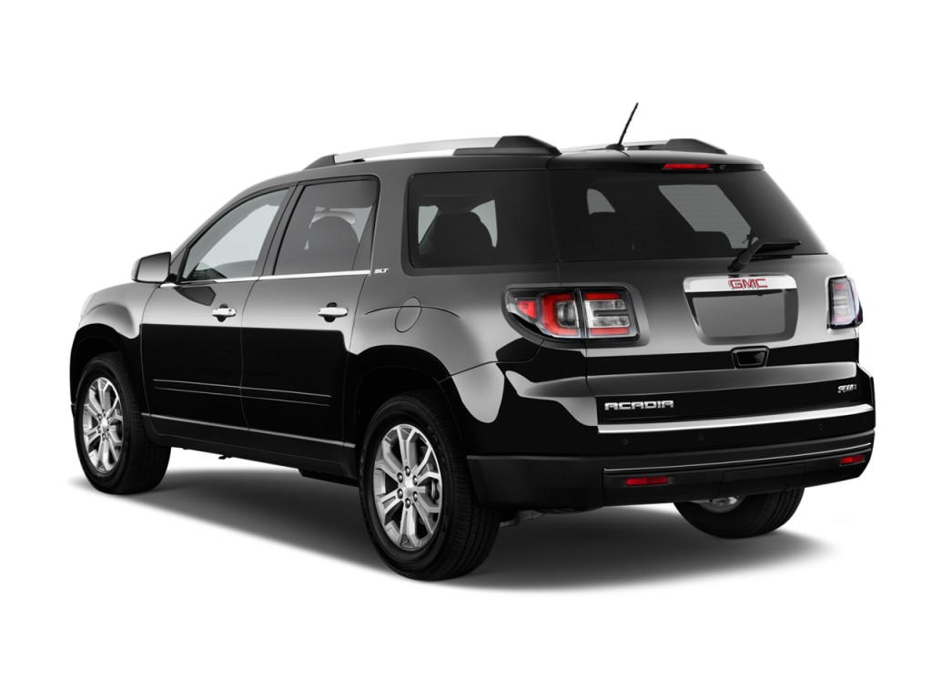 2014 gmc acadia pictures photos gallery motorauthority. Black Bedroom Furniture Sets. Home Design Ideas