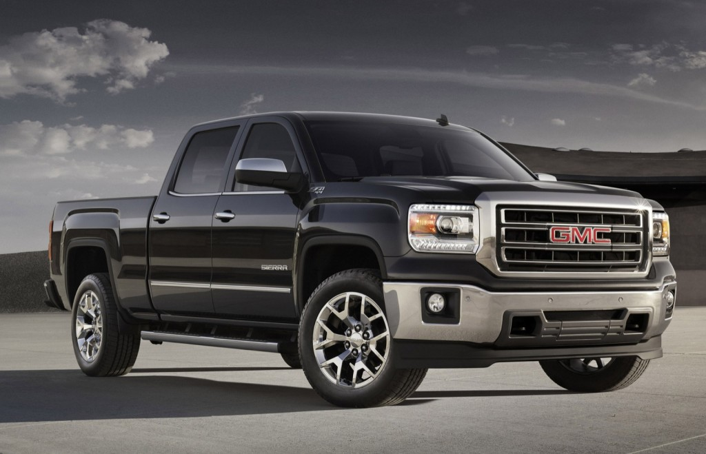 2014 gmc sierra 1500 pictures photos gallery the car connection. Black Bedroom Furniture Sets. Home Design Ideas