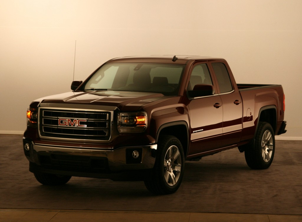 2014 gmc sierra 1500 pictures photos gallery green car reports. Black Bedroom Furniture Sets. Home Design Ideas
