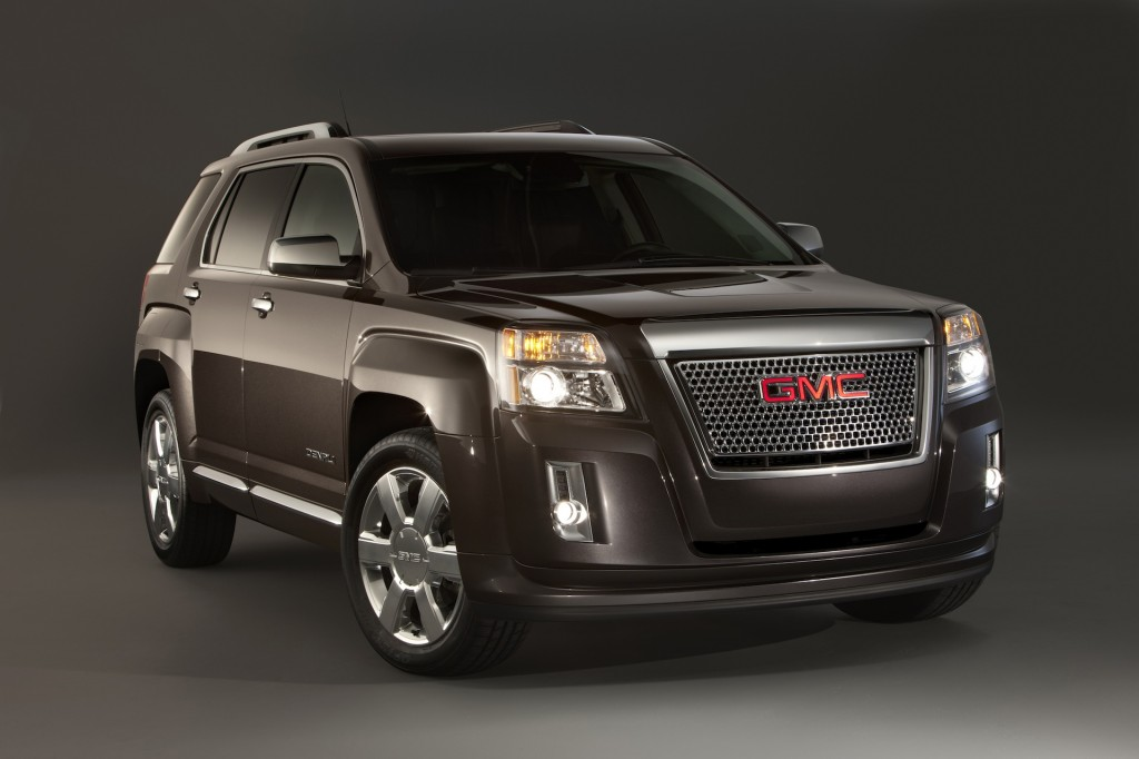 2014 GMC Terrain - Photo Gallery