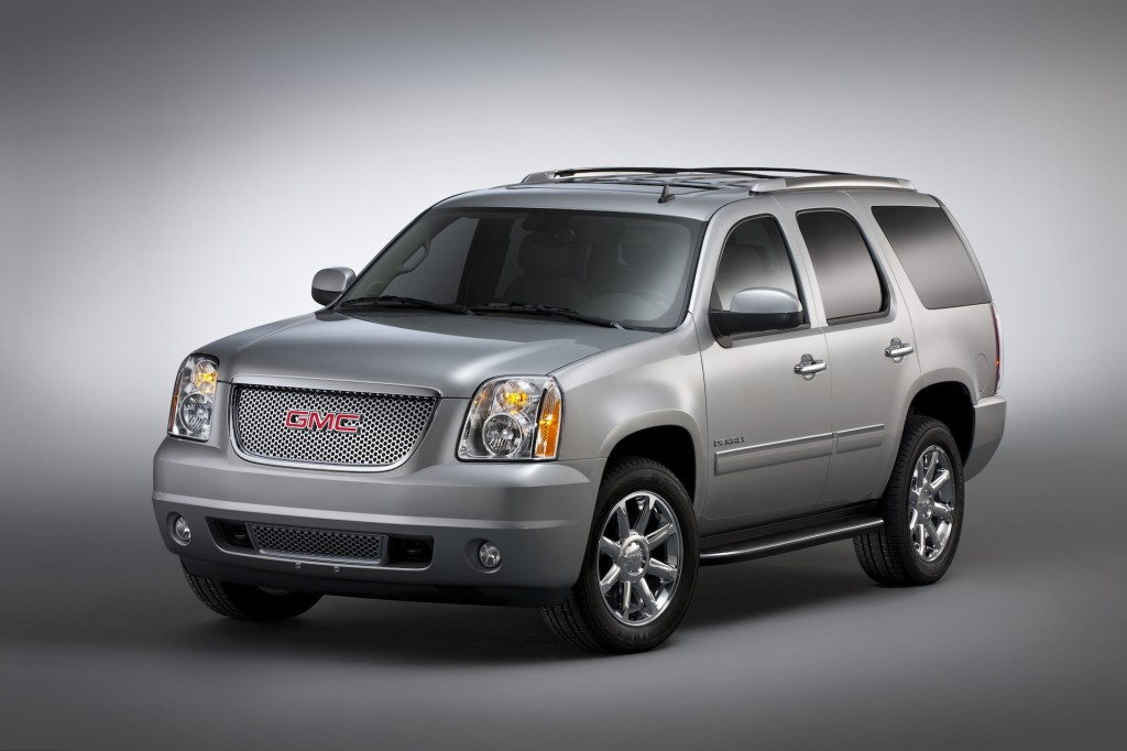 2014 gmc yukon pictures photos gallery the car connection. Black Bedroom Furniture Sets. Home Design Ideas
