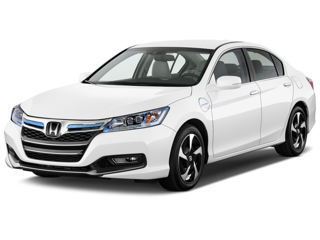 2014 honda accord hybrid 4 door sedan angular front exterior view. Black Bedroom Furniture Sets. Home Design Ideas
