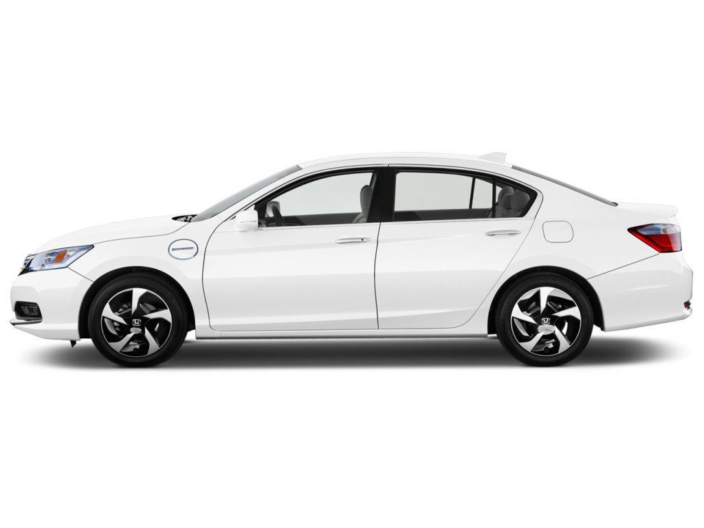 2014 Honda Accord Sedan 4 Door V6 Auto Ex L Angular Rear