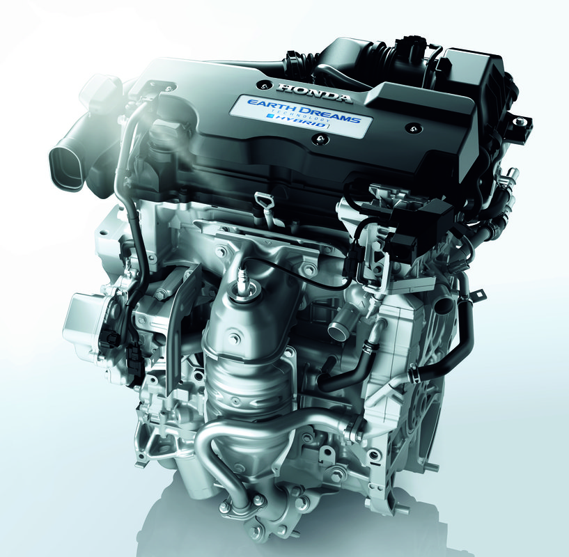 Image: 2014 Honda Accord Hybrid Engine, Size: 817 X 800
