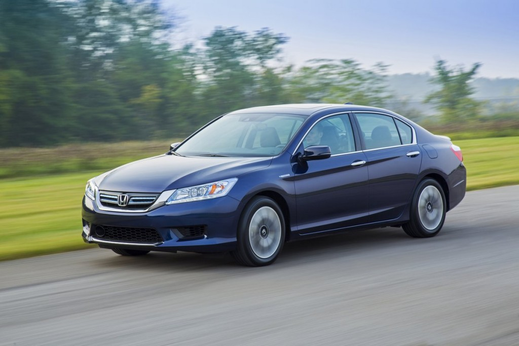 2014 honda accord hybrid still in very short supply why. Black Bedroom Furniture Sets. Home Design Ideas