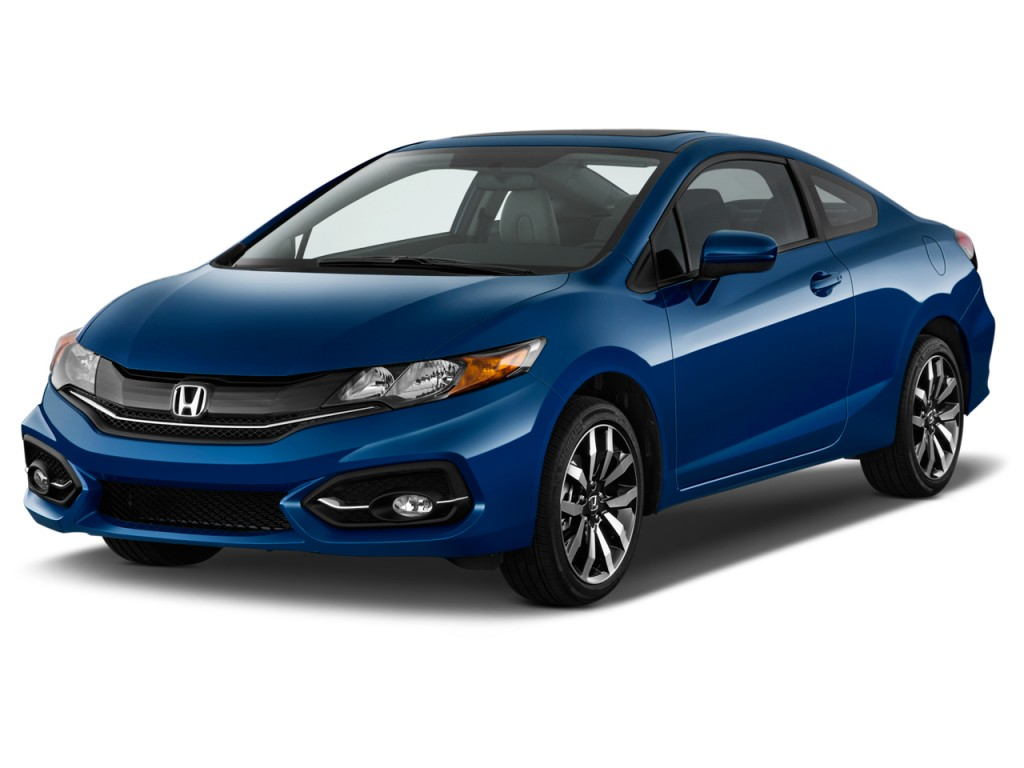 2014 honda civic coupe ex l car interior design