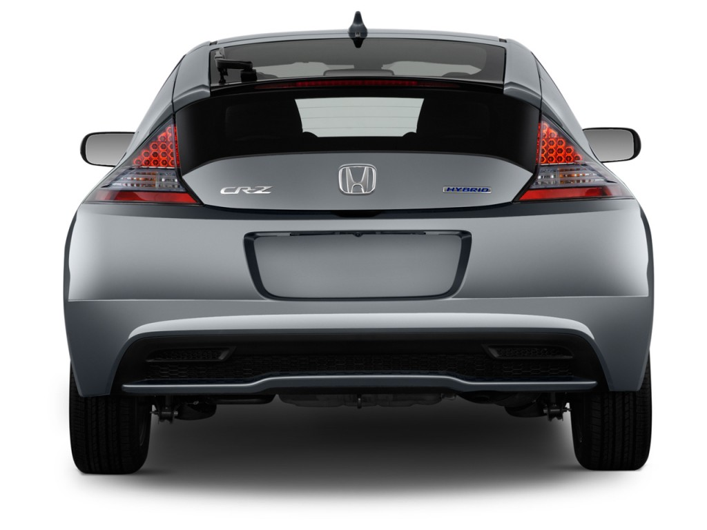 2014 Honda Cr Z Pictures Photos Gallery Green Car Reports