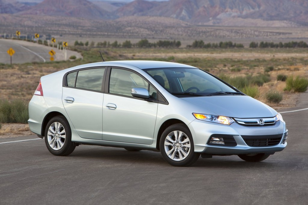 2014 Honda Insight Pictures Photos Gallery Motorauthority