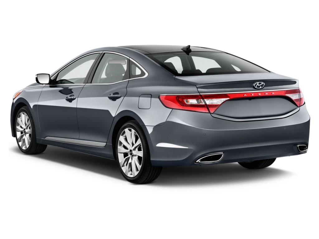 2014 Hyundai Azera Pictures Photos Gallery Motorauthority