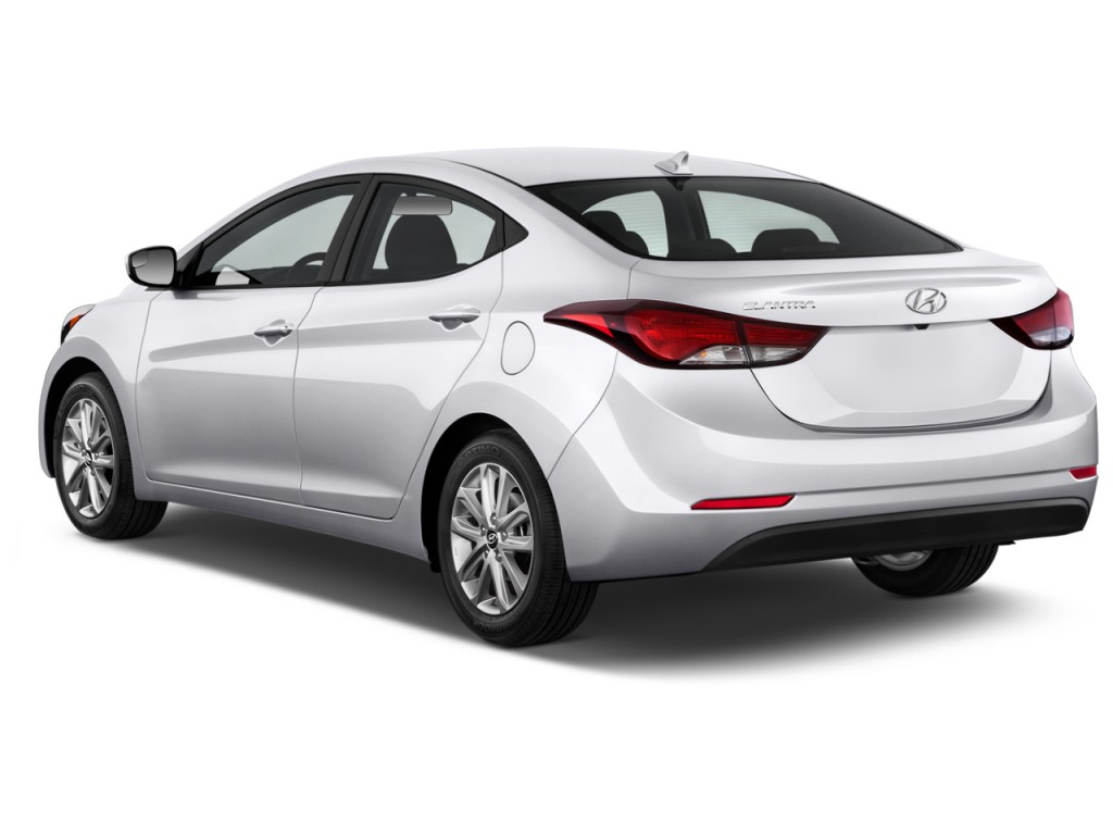 2014 Hyundai Elantra 4 Door Sedan Auto Se Alabama Plant