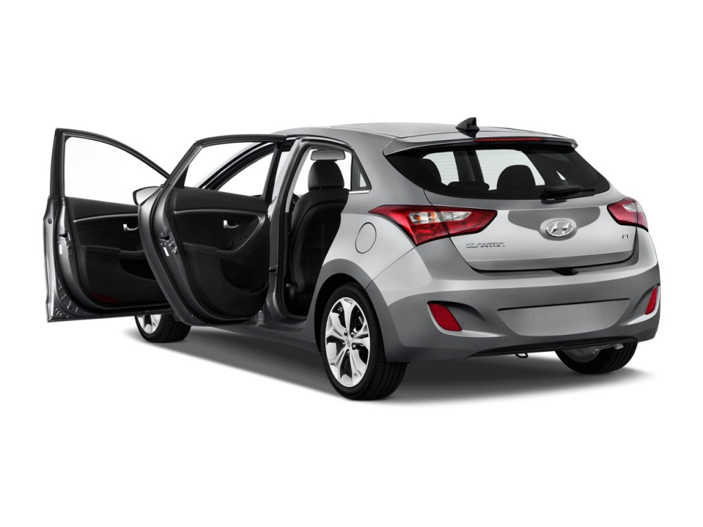 2014 hyundai elantra gt pictures photos gallery green car reports. Black Bedroom Furniture Sets. Home Design Ideas