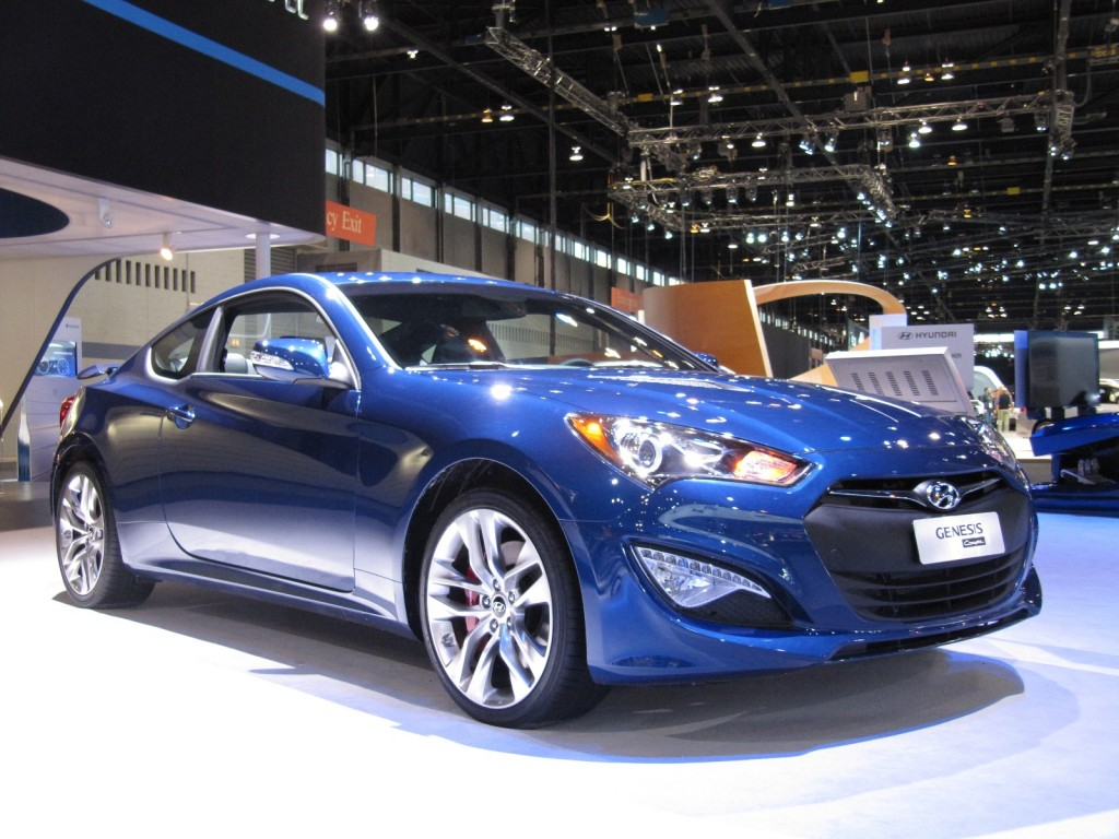 hyundai genesis coupe - photo #36