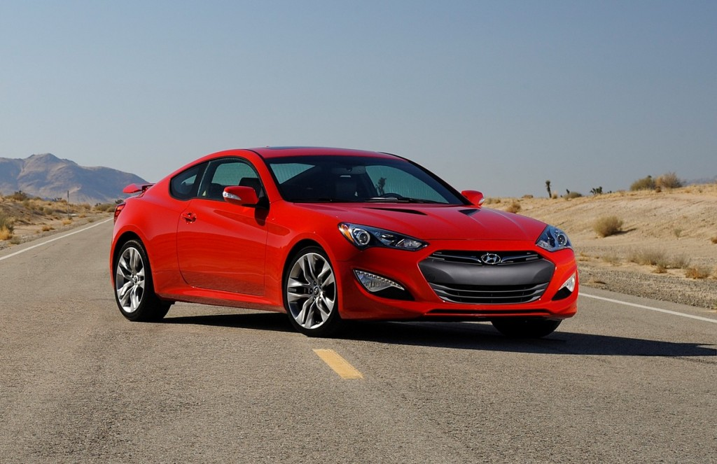 2014 Hyundai Genesis Coupe Pictures Photos Gallery Green