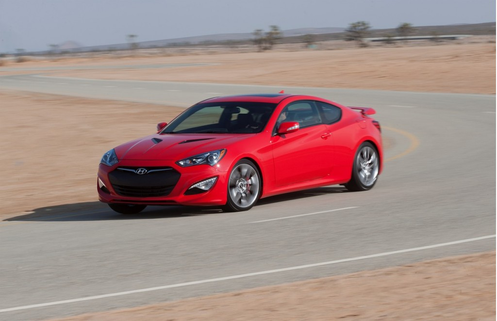 2014 Hyundai Genesis Coupe Pictures Photos Gallery Motorauthority