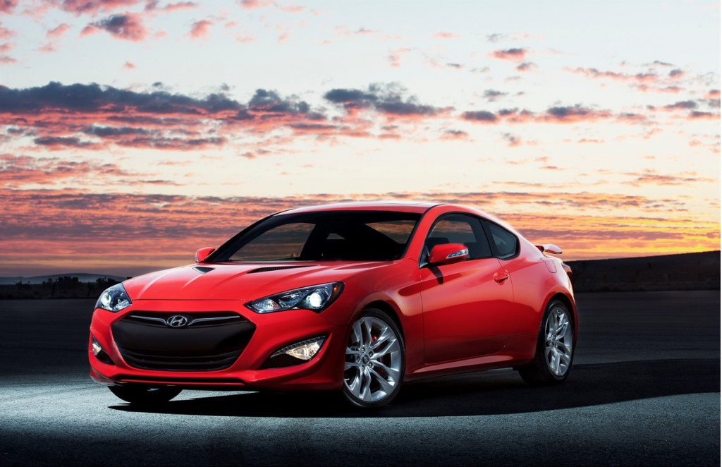 2014 hyundai genesis coupe pictures photos gallery motorauthority. Black Bedroom Furniture Sets. Home Design Ideas