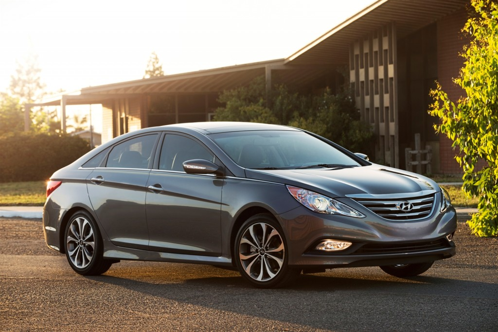 2014 hyundai sonata gets facelift steering modes updated navigation. Black Bedroom Furniture Sets. Home Design Ideas