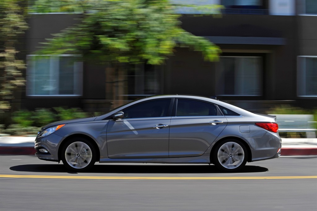 2014 Hyundai Sonata Pictures Photos Gallery Motorauthority