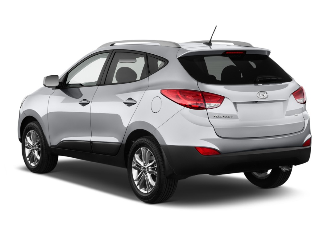 2014 Hyundai Tucson Pictures Photos Gallery Motorauthority