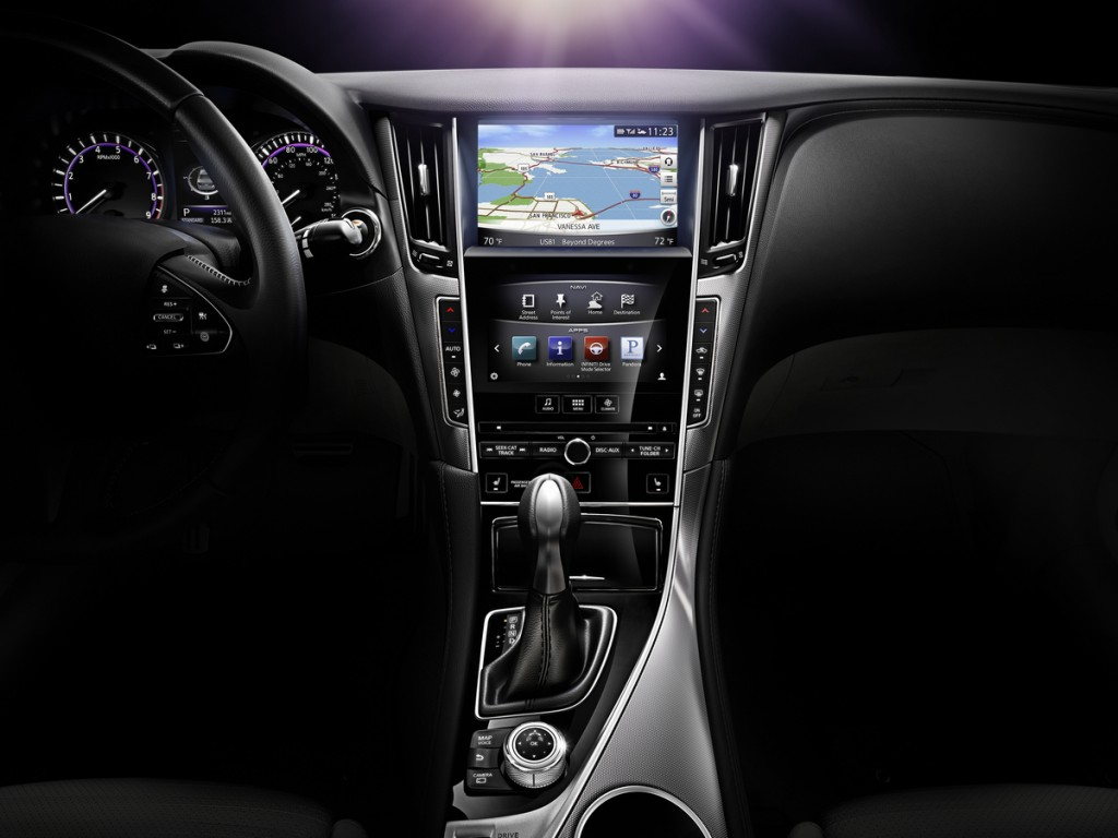 2014 q50 nissan forum nissan forums the interior looks like a major upgrade over the previous g agreed on the clock but theyre moving in the right direction imo vanachro Gallery