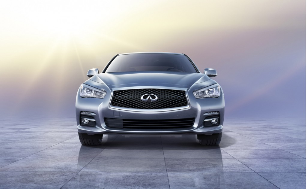 2014 Infiniti Q50 G37 Replacement Gets M35h S Hybrid System