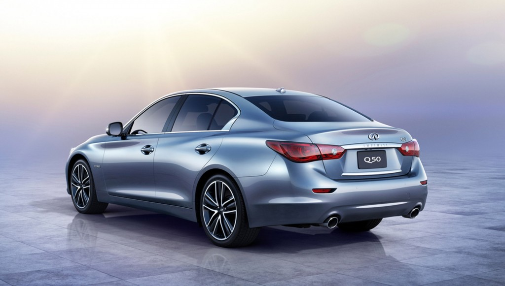 2014 infiniti q50 g37 replacement gets m35h 39 s hybrid system. Black Bedroom Furniture Sets. Home Design Ideas