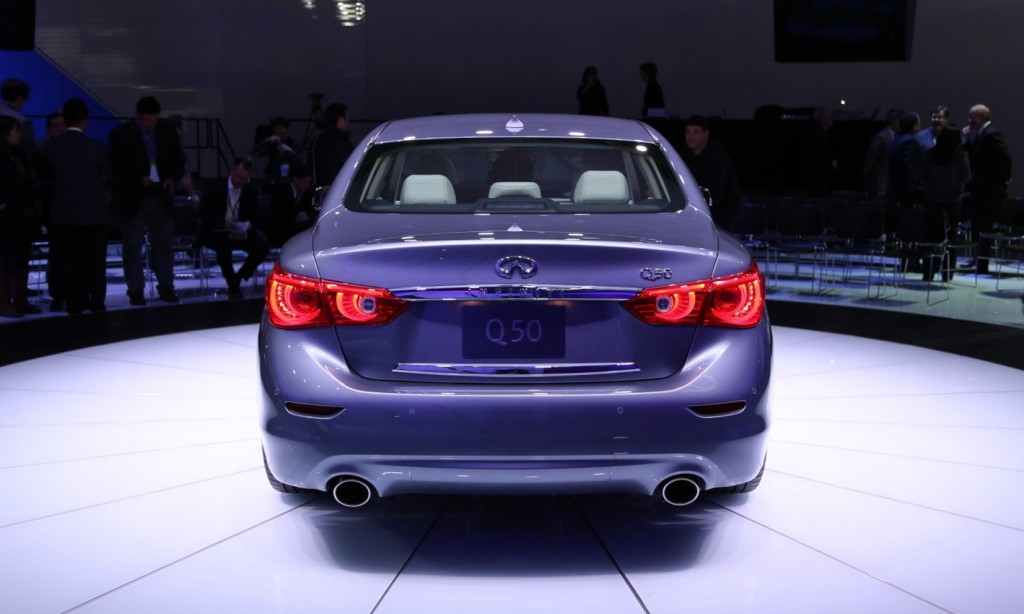 2014 infiniti q50 priced from 37 605 hybrid from 44 855. Black Bedroom Furniture Sets. Home Design Ideas