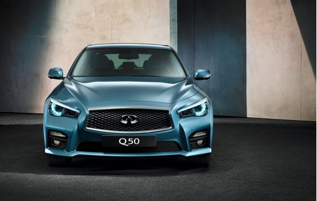 2014 infiniti q50 to sell alongside g37 sedan report. Black Bedroom Furniture Sets. Home Design Ideas