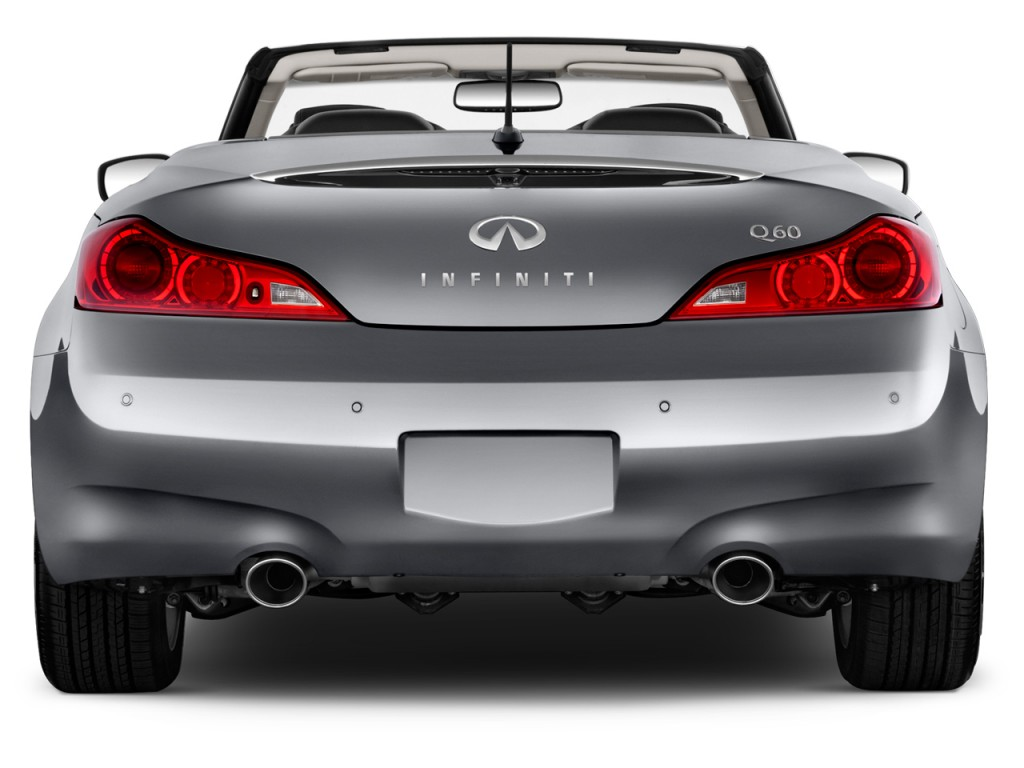 2014 Infiniti Q60 Convertible Pictures/Photos Gallery - The Car Connection