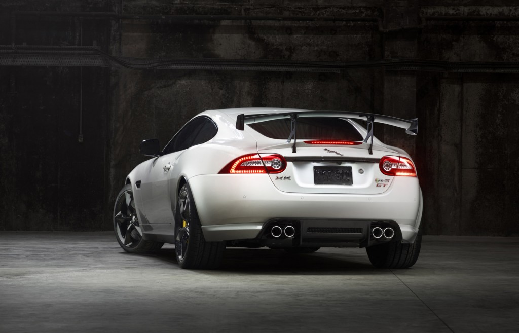 2014 jaguar xkr s gt track tuned for the street. Black Bedroom Furniture Sets. Home Design Ideas